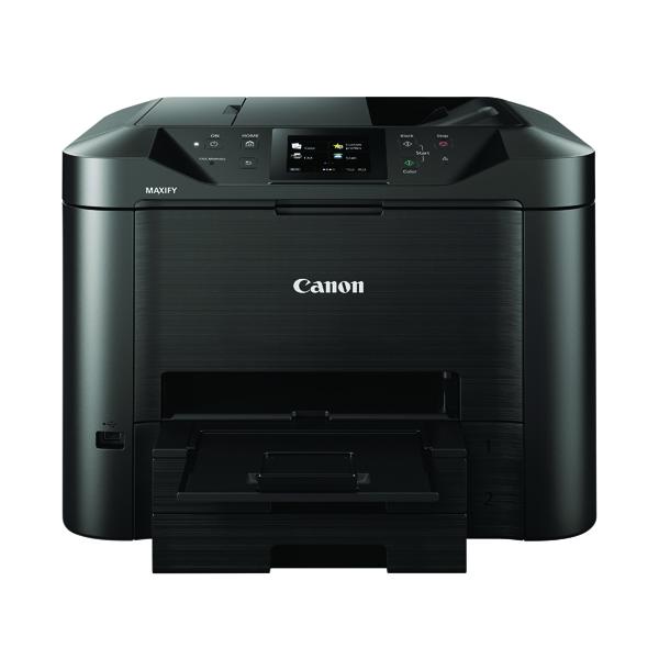 Inkjet Printers Canon Maxify MB5455 Colour Multifunction Inkjet Printer 0971C028