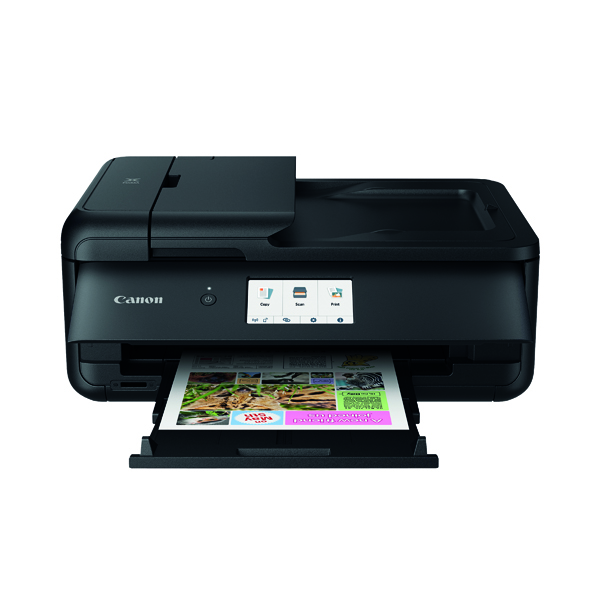 Inkjet Printers Canon PIXMA TS9550 A3 All-in-One Inkjet Printer Black CO11762
