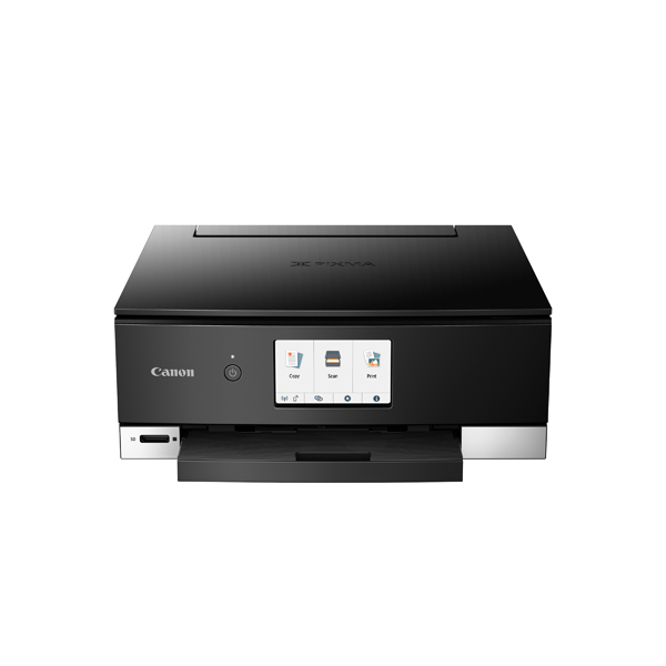 Inkjet Printers Canon PIXMA TS8250 All-in-One Inkjet Printer Black CO11766