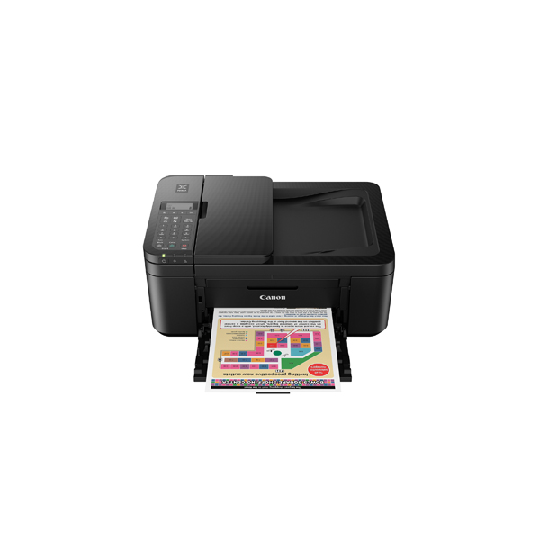 Inkjet Printers Canon PIXMA TR4550  Multi-Functional Inkjet Printer Black CO11877