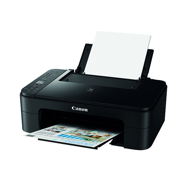 Inkjet Printers Canon PIXMA TS3350 BK AIO Printer 3771C008