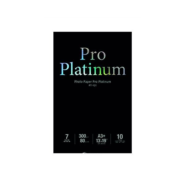 Canon PT-101 A3+ Photo Paper Platinum Pro (10 Pack) 2768B018
