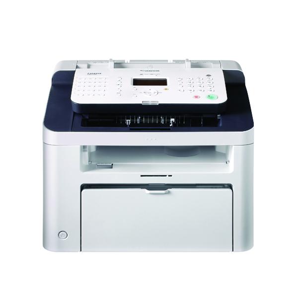 Fax Machines Canon i-Sensys FAX-L150 Laser Fax Machine in White 5258B020