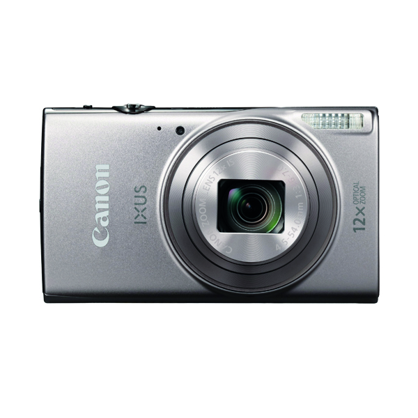 Digital Pictures Canon IXUS 285 Camera in Silver 1079C007