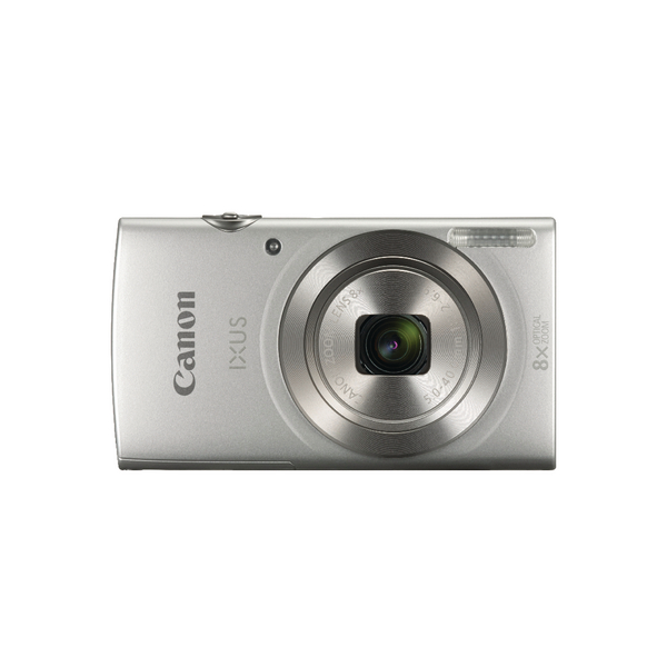 Digital Pictures Canon IXUS 185 Digital Camera Silver 1806C009