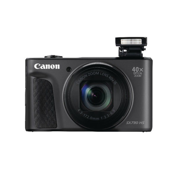 Digital Pictures Canon PowerShot SX730 HS Digitial Camera Black 1791C011AA