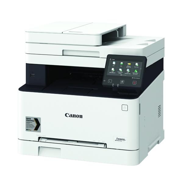 Canon i-SENSYS MF643Cdw Multifunction Printer 3102C035