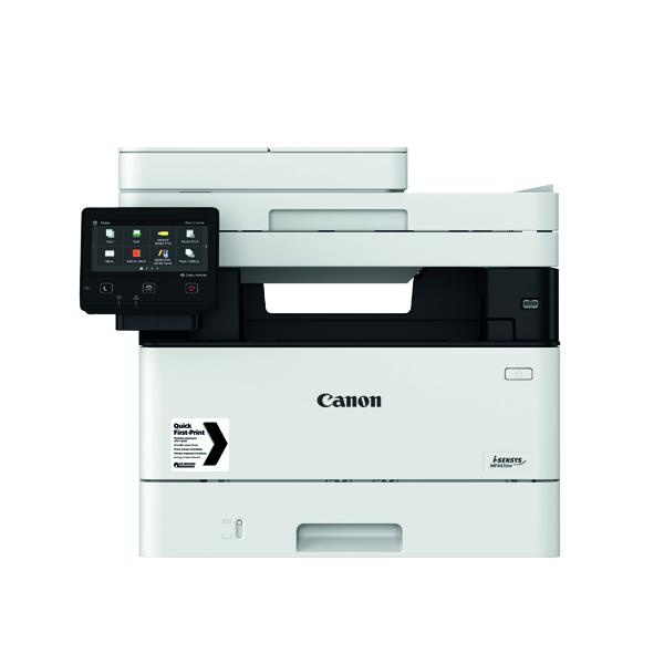 Laser Printers Canon i-SENSYS MF443dw Multifunction Printer 3514C041