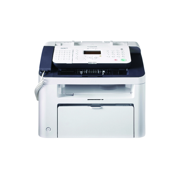 Multifunctional Machines Canon i-Sensys FAX-L170 Laser Fax Machine in White 5258B028