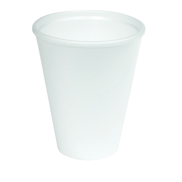 Insulated Drinking Cup 200ml (25 Pack) 506049