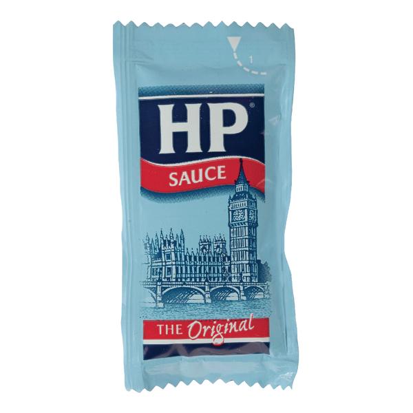 Heinz HP Brown Sauce Sachets 12g HEI002