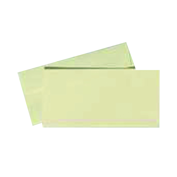 Conqueror Wove 110x220mm Cream DL Wallet Envelope (500 Pack) CWE1327CR