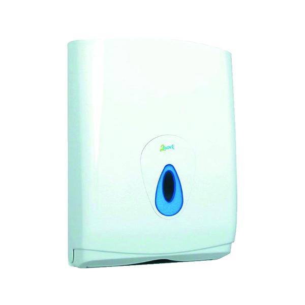 Hand Towels & Dispensers 2Work Hand Towel Dispenser DS923E