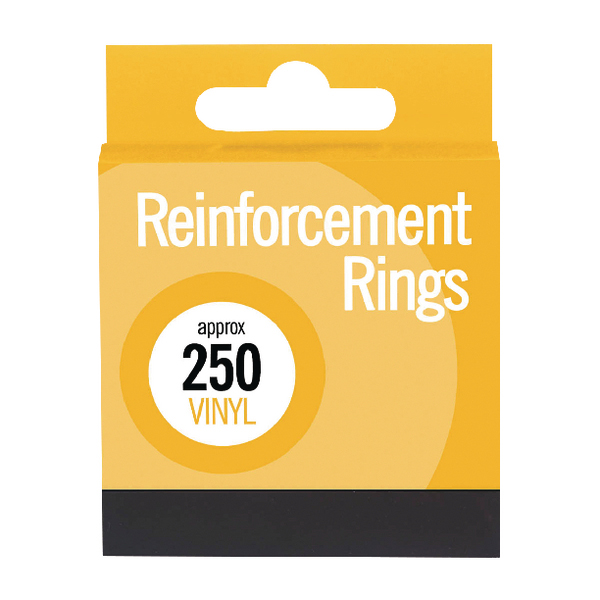 Unspecified Vinyl Reinforcements (3000 Pack) C336