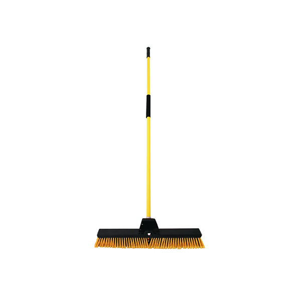 Mops & Buckets Heavy Duty Bulldozer Broom 24 Inch HQ.16