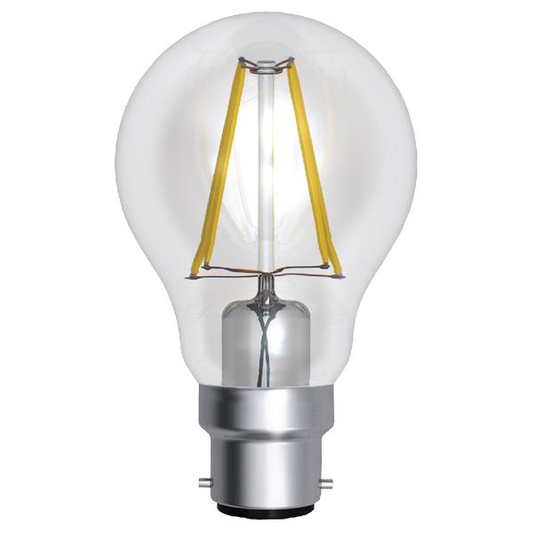 Spotlight Bulbs CED 6W 600LM LED Filament Lamp B22 FLBC6