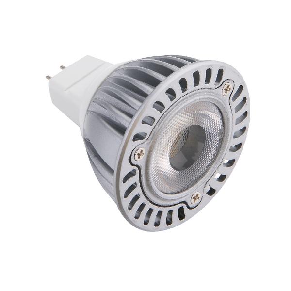 Spotlight Bulbs CED 5W MR16 12V Lamp Warm White COBMR5WW
