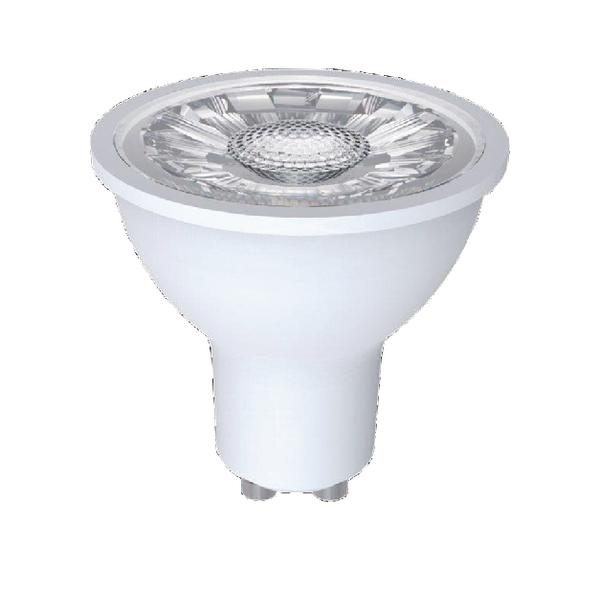 Spotlight Bulbs 4.5W SMD GU10 440LM Glass LED Lamp FFSMD5WW