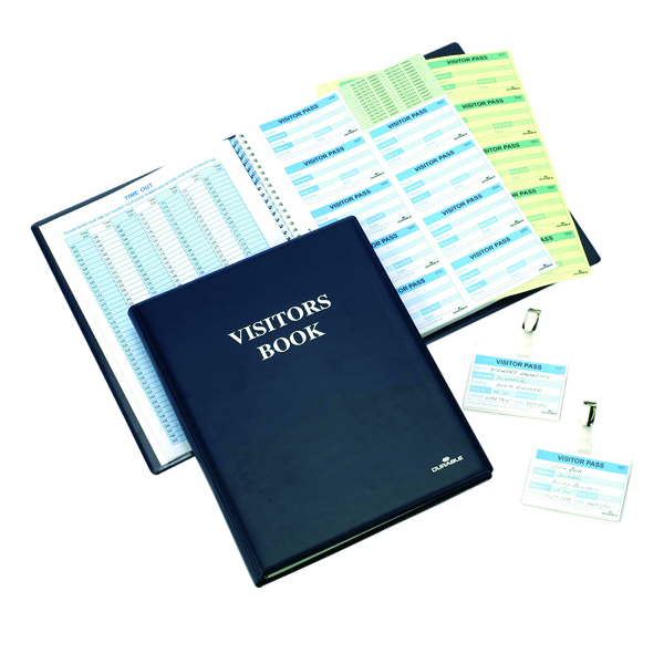 Unspecified Durable Visitors Book with 300 inserts 1465/00