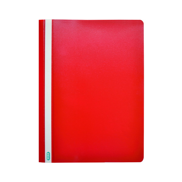 Elba Report File A4 Red (50 Pack) 400055034