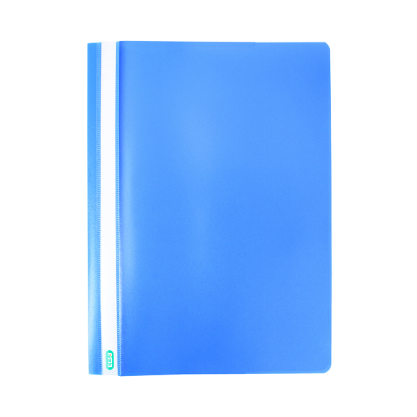 Elba Report File A4 Blue (50 Pack) 400055030