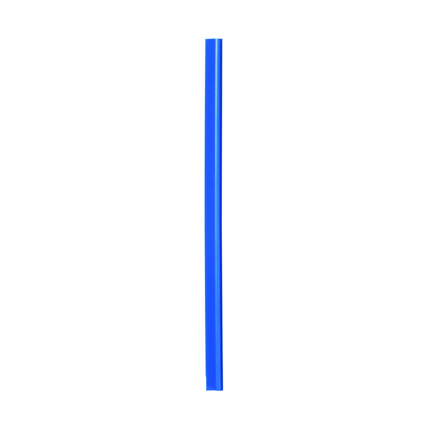 6-10mm Durable A4 Blue 6mm Spine Bars (100 Pack) 2901/06