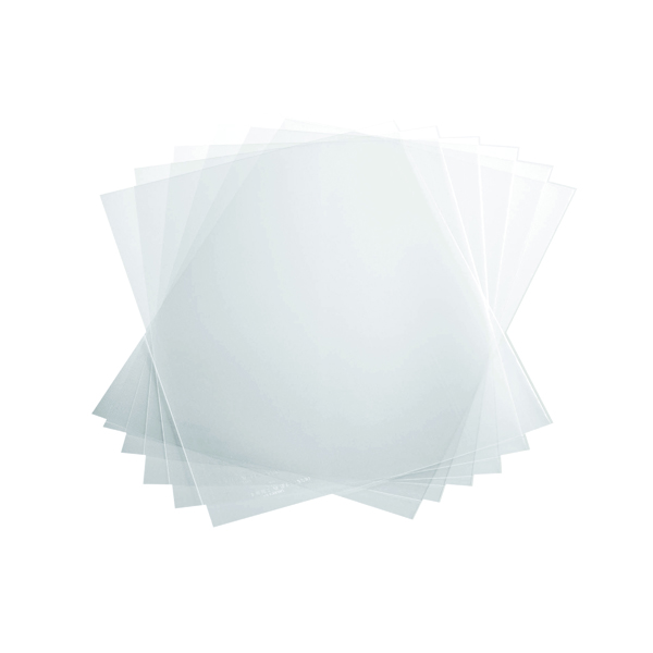 Durable Report Cover A3/A4 Folded Gloss Opaque (50 Pack) 2939/19