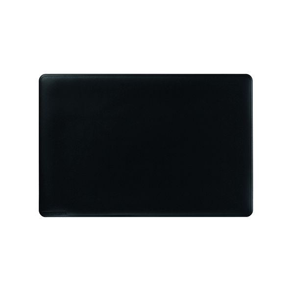 Unspecified Durable Desk Mat Contoured Edge 530 x 400mm Black 710201
