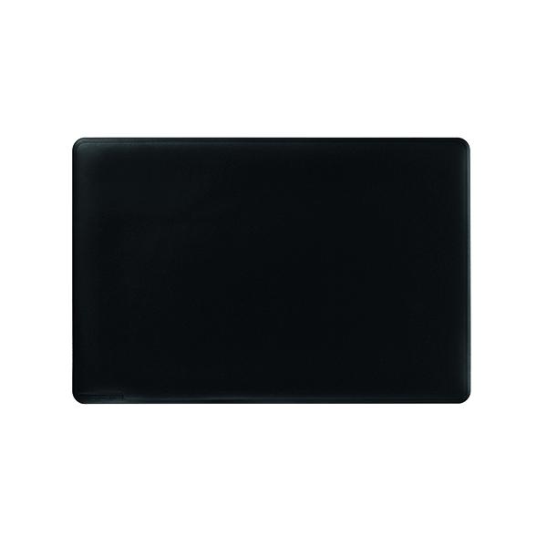 Durable Desk Mat Contoured Edge 530 x 400mm Black 710201