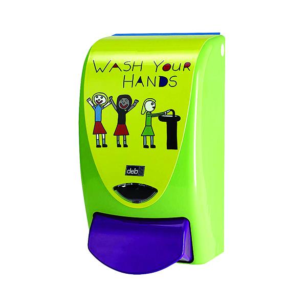 Floor Cleaning Deb Stoko Now Wash Your Hands Foam Wash 1000 Dispenser PROL1SCH