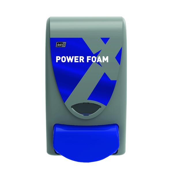 Hand Soaps & Dispensers Deb Estesol FX POWER FOAM Dispenser 1 Litre EFM1LDSEN