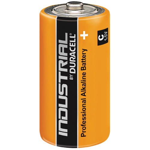 Duracell Industrial C Alkaline Batteries (10 Pack) 81451925
