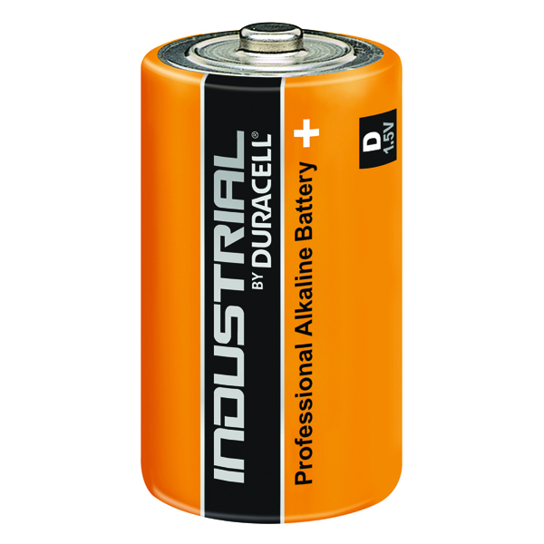 Duracell Industrial D Alkaline Batteries (10 Pack) 81451917