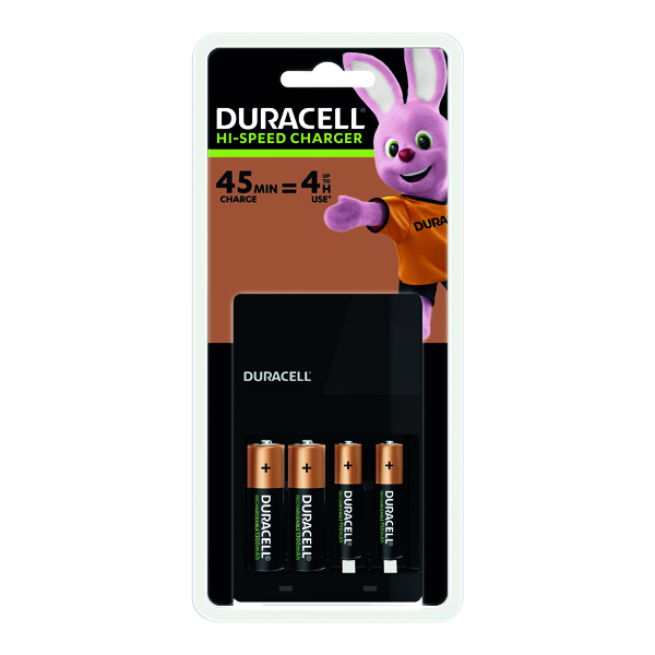 Button Cell Duracell Multi Charger 75044676