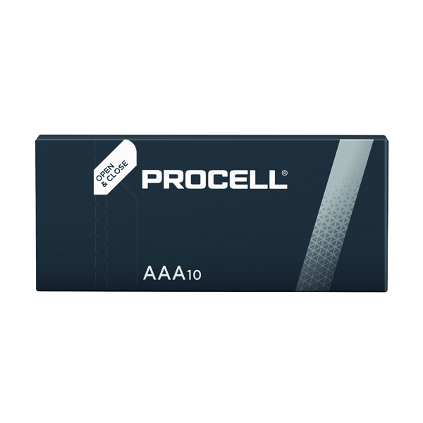 AAA Duracell Procell AAA Batteries (10 Pack) 5007617