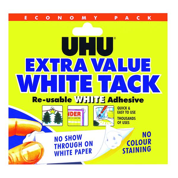 Tack UHU White Tack 100g (6 Pack) 43527