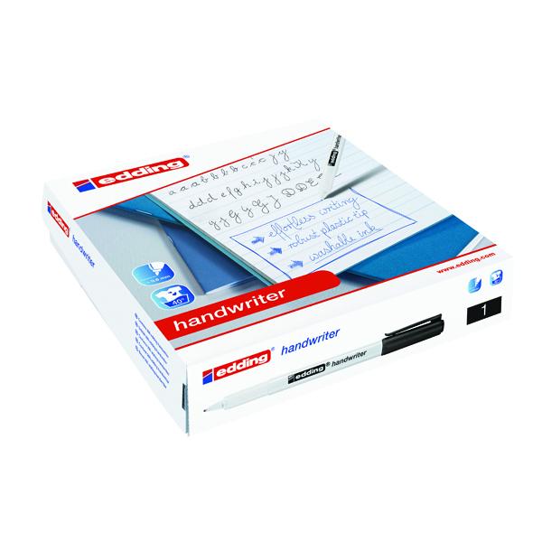 Edding Handwriter Pen Black (200 Pack) 300462000