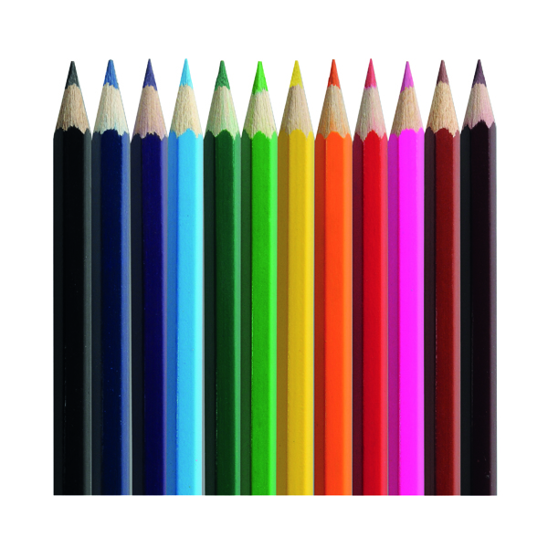 Colouring / Drawing Pencils Classmaster Colouring Pencils Assorted (144 Pack) CP144