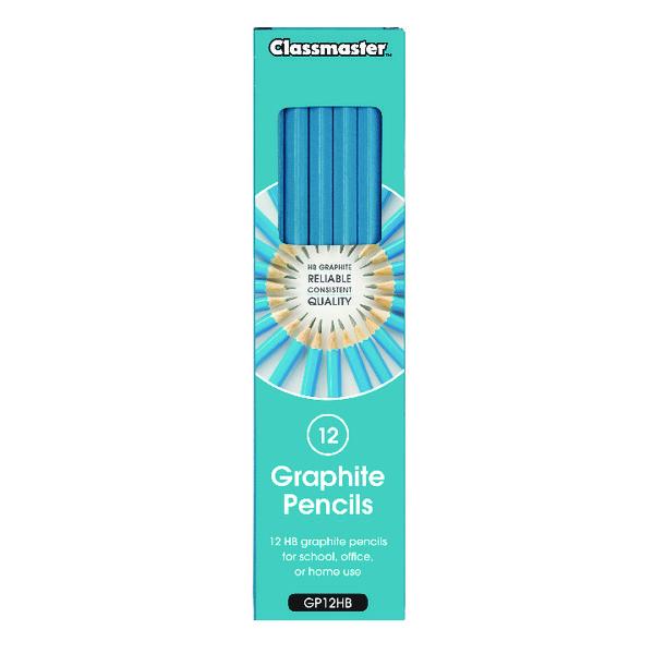 Classmaster HB Pencil (12 Pack) GP12HB