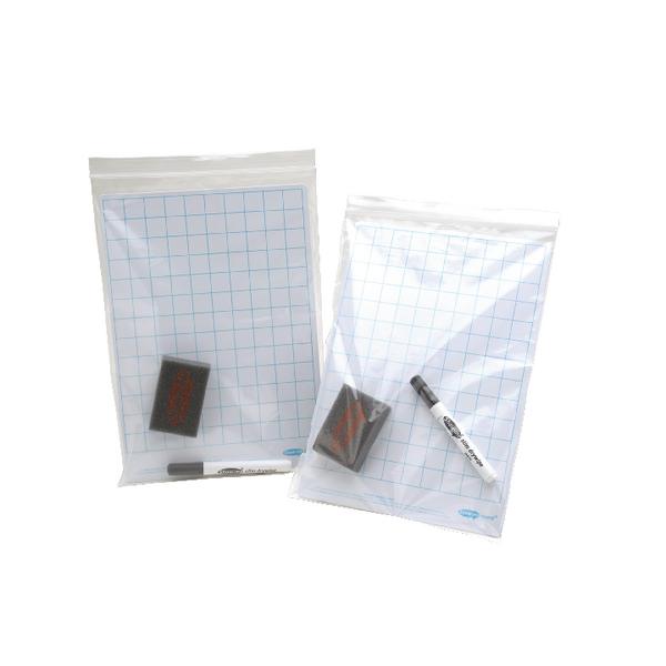 Showme Gripseal Bags A4 (35 Pack) GA4/35