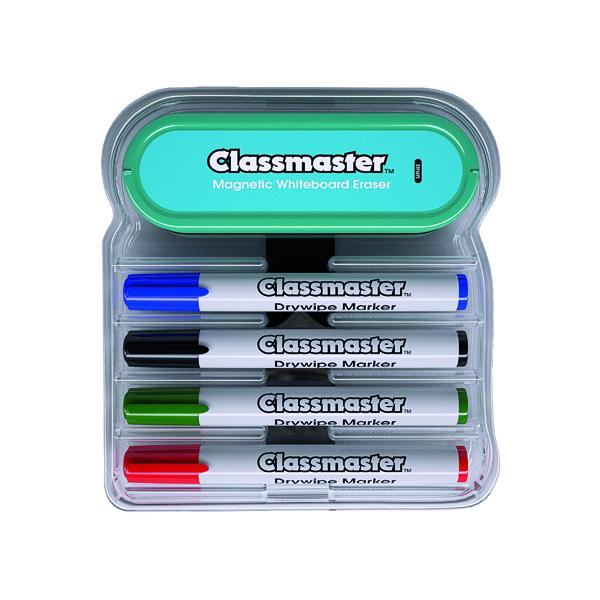 Magnetic Classmaster Magnetic Whiteboard Organiser MPHK
