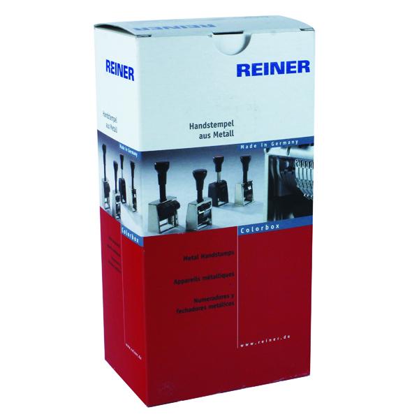 COLOP Reiner B6K Digit Auto Numberer 4.5mm REIB6K45