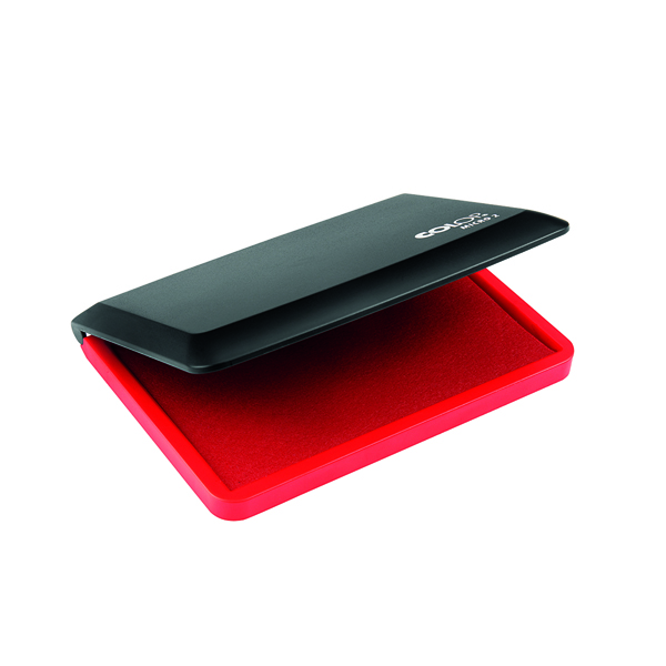 Red COLOP Micro 2 Stamp Pad Red MICRO2RD