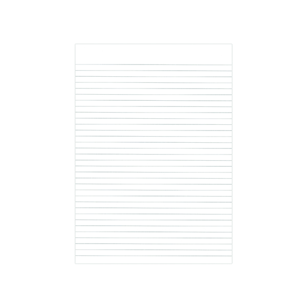 Graffico Recycled Wirebound Memo Pad 160 Pages A4 (10 Pack) 9100036