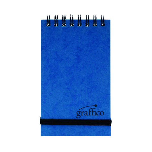 Other Graffico Twin Wire Pocket Notebook 120 Pages A7 123-0426