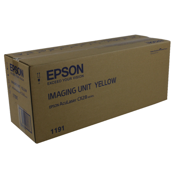 Unspecified Epson AcuLaser CX28DN Yellow Imaging Unit 30K C13S051191