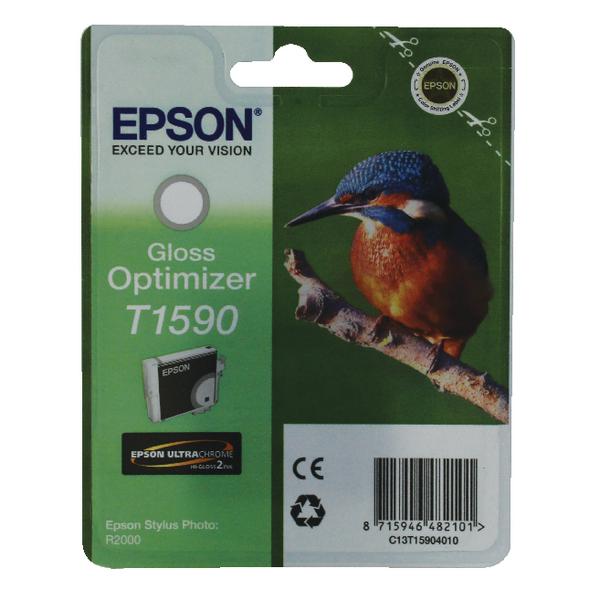 Epson T1590 Gloss Optimizer Inkjet Cartridge C13T15904010 / T1590