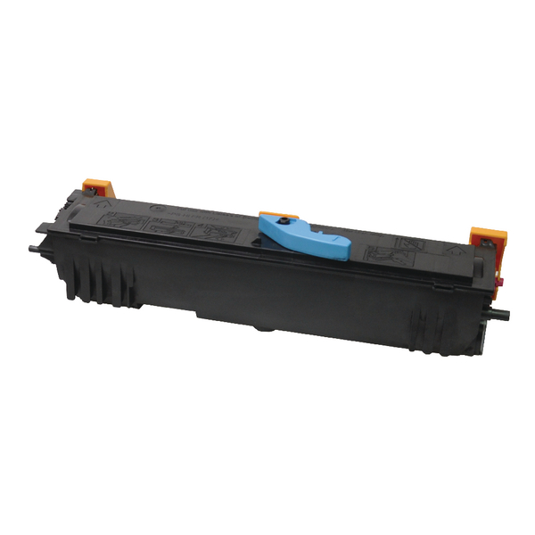 Unspecified Epson High Yield Toner/Developer Cartridge EPL-6200 Black C13S050166
