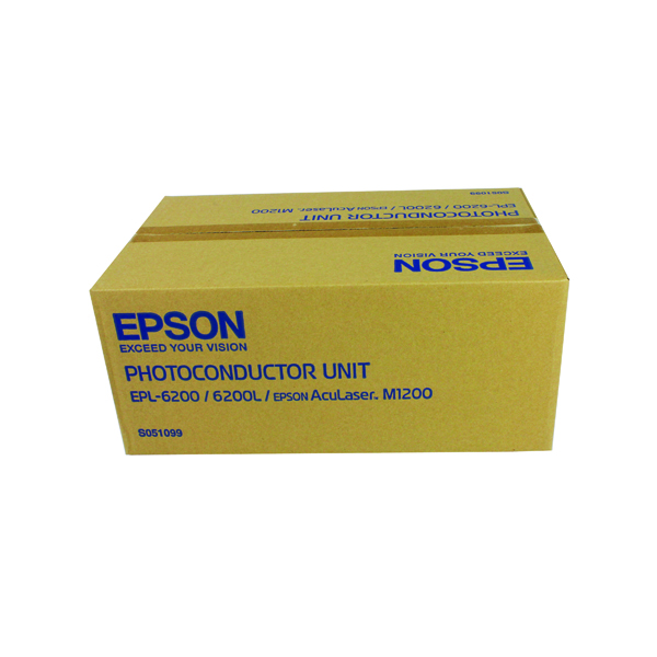 Unspecified Epson EPL-6200L Photoconductor Unit C13S051099