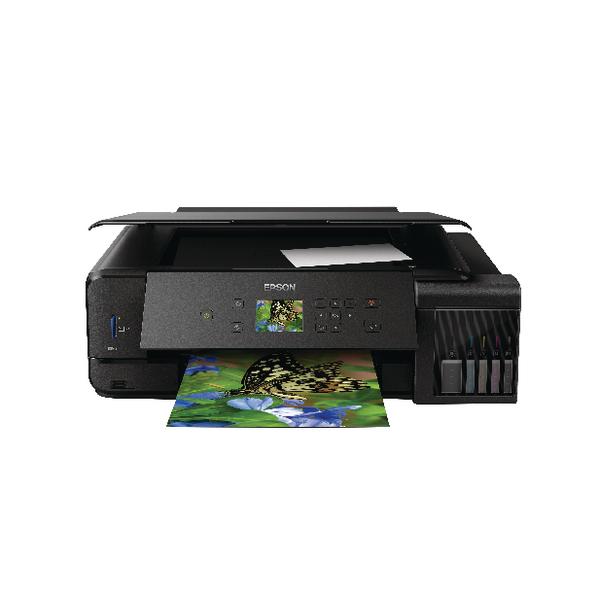 Inkjet Printers Epson EcoTank ET-7750 Inkjet Printer C11CG16401CE